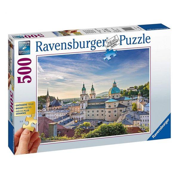 RAVENSBURGER 14873 - Puzzle - Salzburg, Österreich, 500 Teile