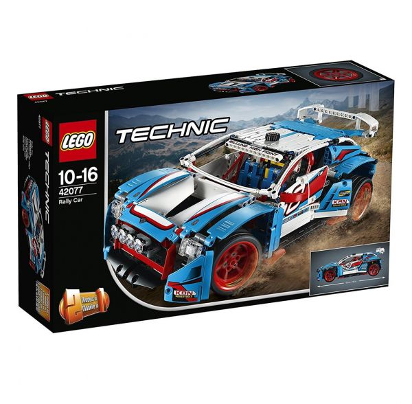 LEGO 42077 - Technic - Rallyeauto