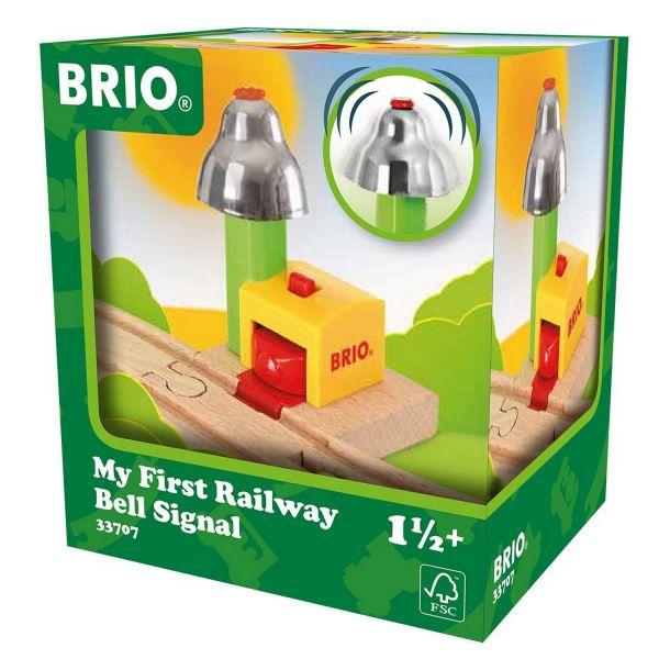 BRIO 33707 - Bahn - Mein erstes Glockensignal