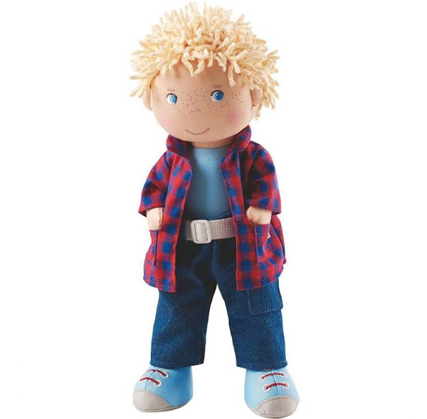 HABA 302843 - Lilli and friends - Puppe Nick, 30 cm
