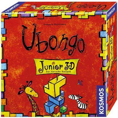 KOSMOS 697747 - Familienspiel - Ubongo Junior 3D