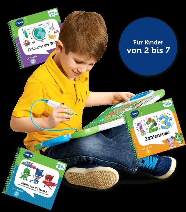 V-Tech MagiBook Lernspielzeug bei Spielzeugwelten