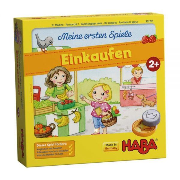 HABA 302781 - Meine ersten Spiele - Einkaufen