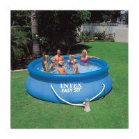 INTEX 28132GN - Pool - Easy Set Aufstellpool mit Filterpumpe, 366x76cm