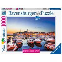 RAVENSBURGER 14979 - Puzzle - Mediterranean Places, Kroatien, 1000 Teile
