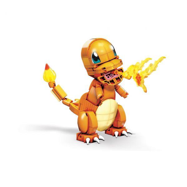 MATTEL GKY96 - Mega Construx Pokémon - Medium Charmander