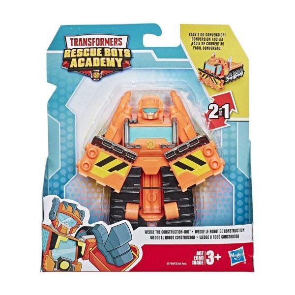HASBRO E5700 - Transformers Rescue Bots Academy - WEDGE DER BAUSTELLEN-BOT