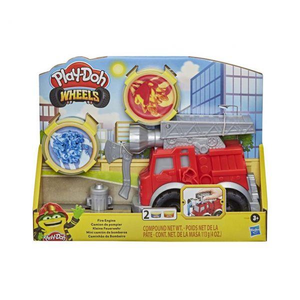 HASBRO F0649 - Play-Doh Wheels - Kleine Feuerwehr