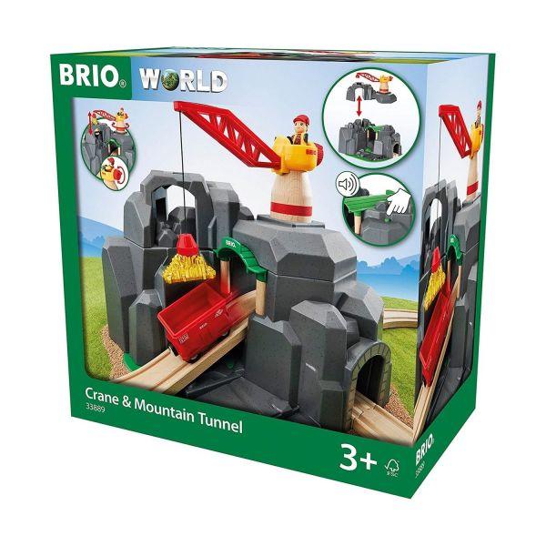 BRIO 33889 - World - Große Goldmine mit Sound-Tunnel
