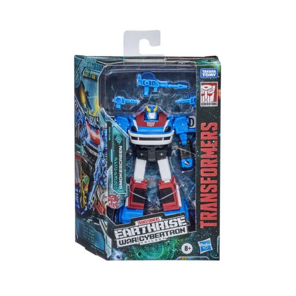 HASBRO E8206 - Transformers Generations War for Cybertron - SMOKESCREEN