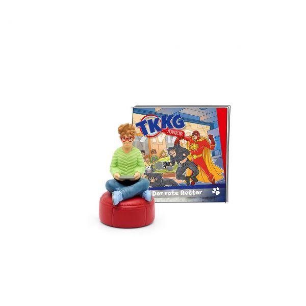 TONIES 10000156 - Hörspiel - TKKG Junior, Der rote Retter