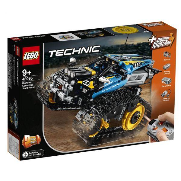 LEGO 42095 - Technic - Ferngesteuerter Stunt-Racer