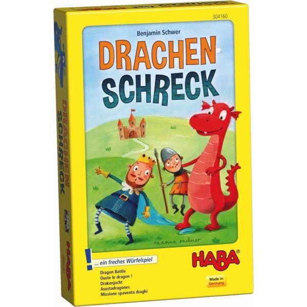 HABA 304160 - Mitbringspiel - Drachenschreck