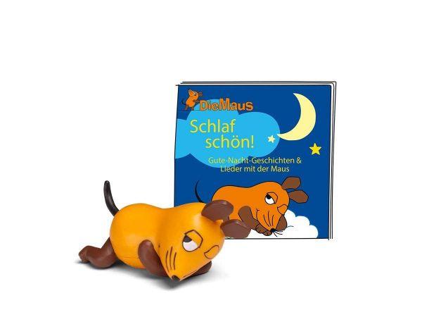 TONIES 10130 - Hörbuch - Die Maus, Schlaf schön