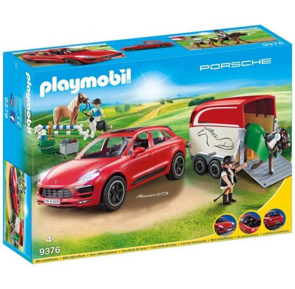 PLAYMOBIL 9376 - Sports & Action - Porsche Macan GTS