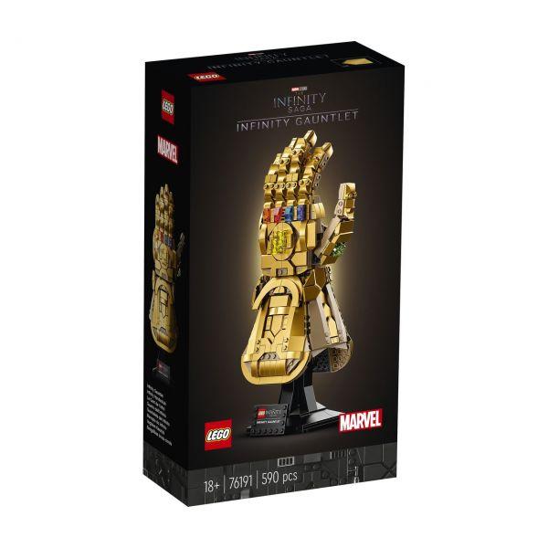 LEGO 76191 - Marvel Super Heroes™ - Infinity Handschuh