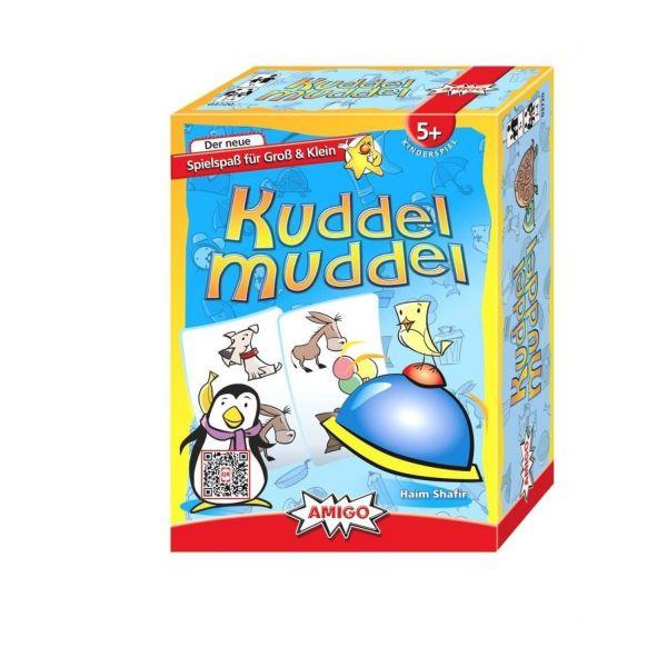 AMIGO 03720 - Kinderspiele - Kuddelmuddel