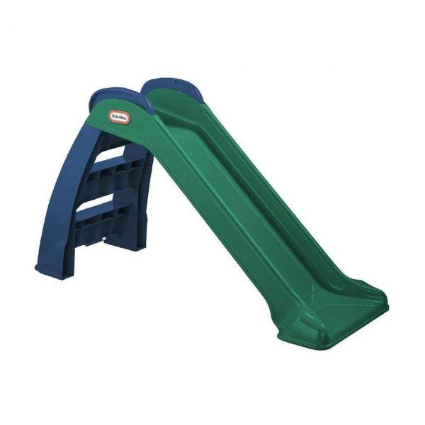 Little Tikes 174032E3 - Gartenspielzeug - First Slide Rutsche Jungle, 120cm