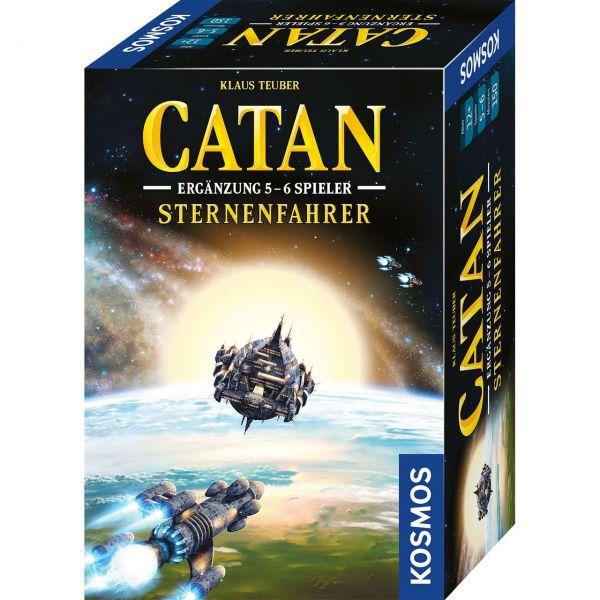 KOSMOS 680466 - CATAN - Ergänzung 5-6 Spieler - Sternenfahrer
