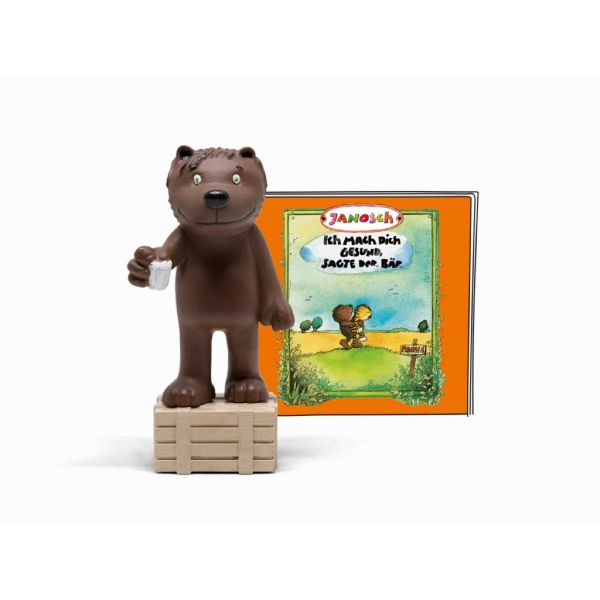 TONIES 10022 - Hörspiel - Janosch, Ich mach dich gesund, sagte der Bär