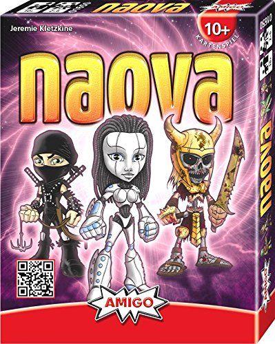 AMIGO 01650 - Kartenspiele - Naova