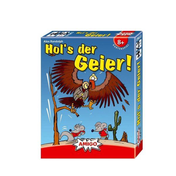 AMIGO 01943 - Kartenspiele - Hols der Geier