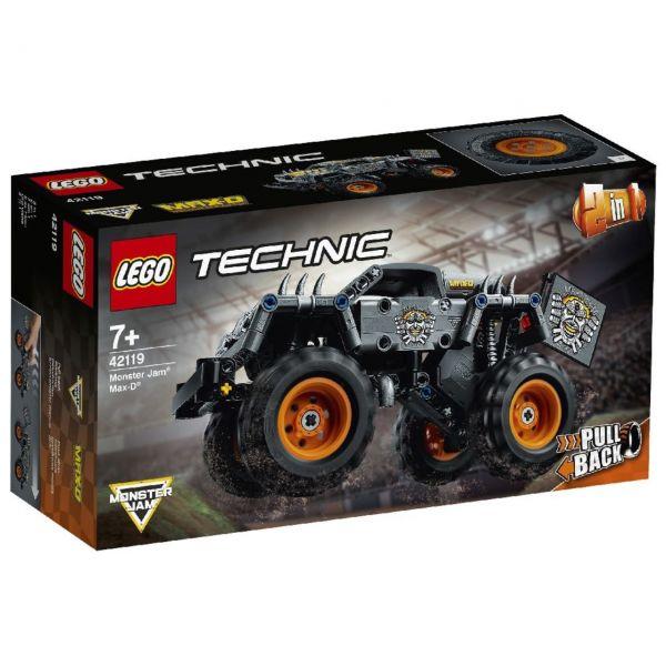 LEGO 42119 - Technic - Monster Jam® Max-D®