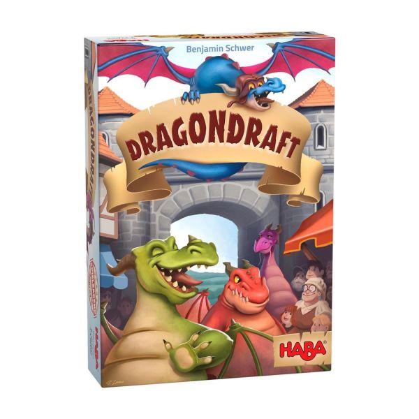 HABA 305886 - Kinderspiel - Dragondraft