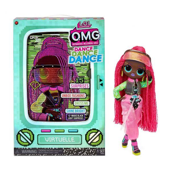 MGA 117865E7C - L.O.L. Surprise O.M.G. - Dance Doll, Virtuelle