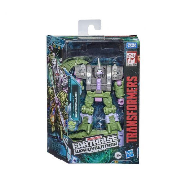 HASBRO E7158 - Transformers Generations War for Cybertron - QUINTESSON ALLICON