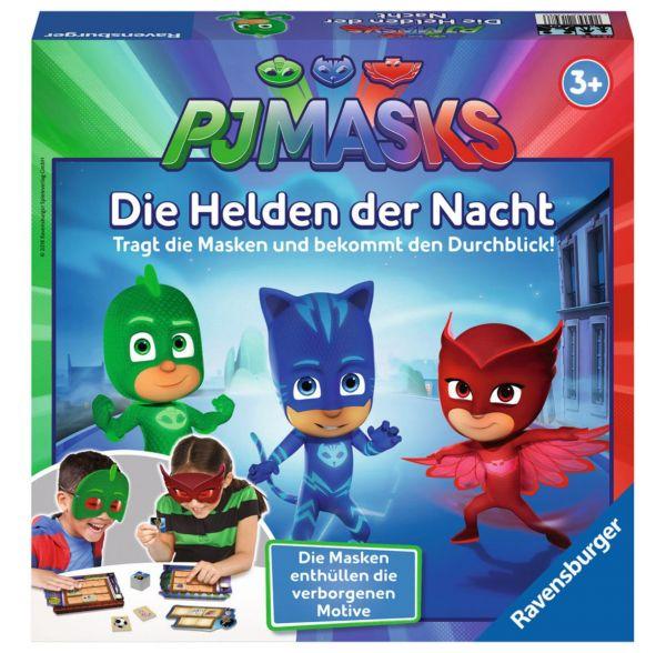 RAVENSBURGER 21398 - Kinderspiel - PJ Masks, Die Helden der Nacht