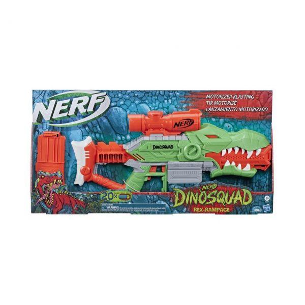 HASBRO F0807 - NERF DinoSquad - Rex-Rampage