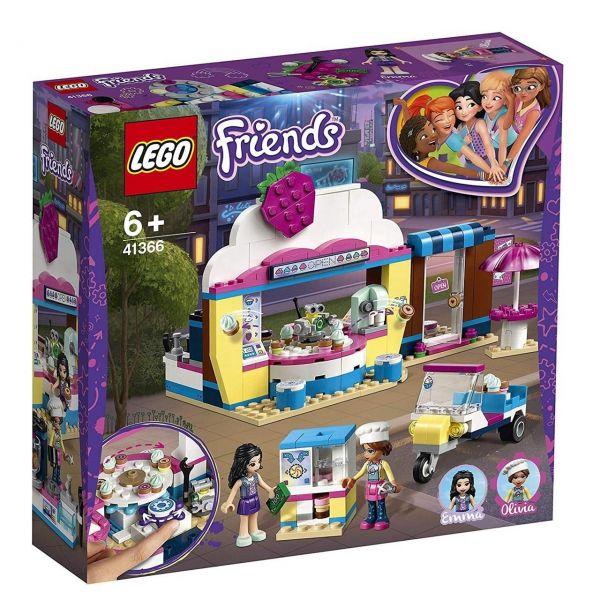 LEGO 41366 - Friends - Olivias Cupcake-Café