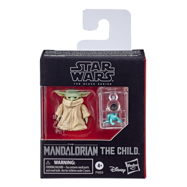 HASBRO F1203 - Star Wars - The Black Series, Mandalorian The Child