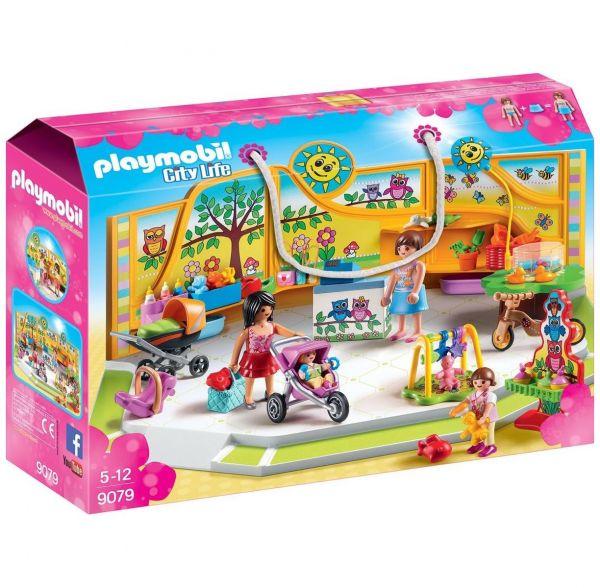PLAYMOBIL 9079 - City Life Einkaufen - Babyausstatter