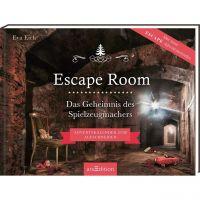 Escape Room - Das Geheimnis des Spielzeugmachers, Adventskalender 2020