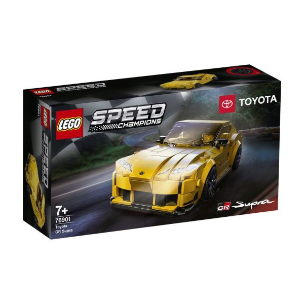 LEGO 76901 - Speed Champions - Toyota GR Supra