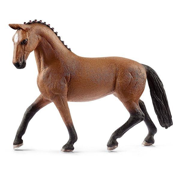 SCHLEICH 13817 - Horse Club - Hannoveraner Stute