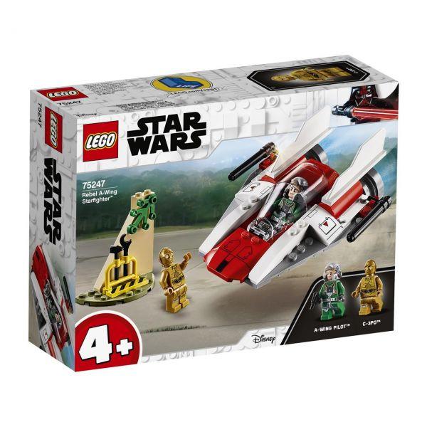 LEGO 75247 - Star Wars - Rebel A-Wing Starfighter