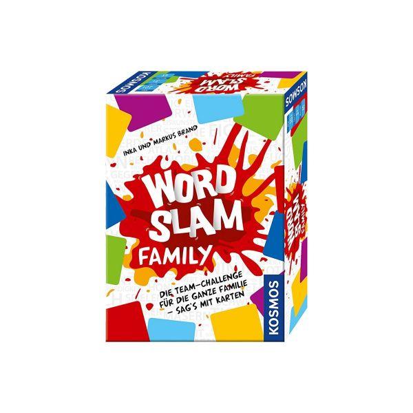 KOSMOS 691172 - Mitbringspiel - Word Slam - Family