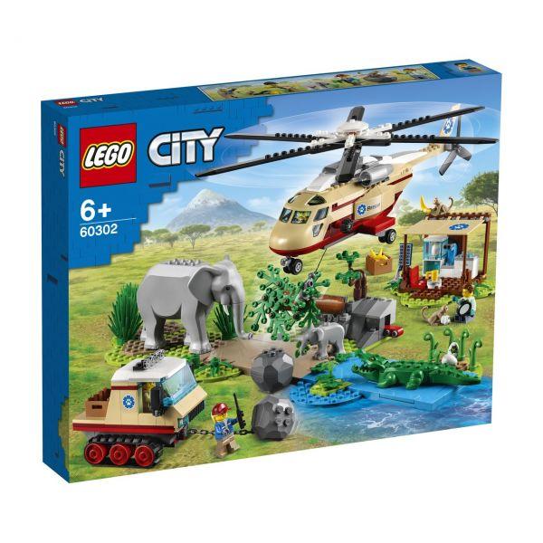 LEGO 60302 - City - Tierrettungseinsatz