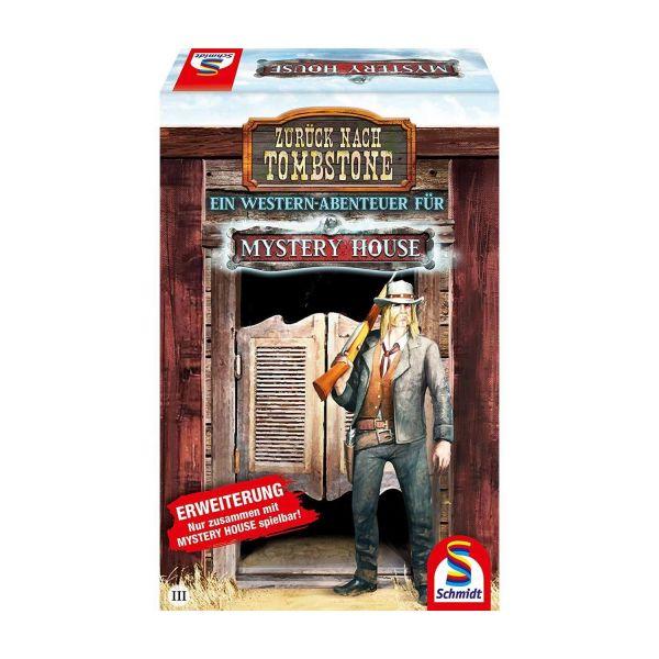 SCHMIDT 49385 - Mystery House, Zurück nach Tombstone, Erweiterung