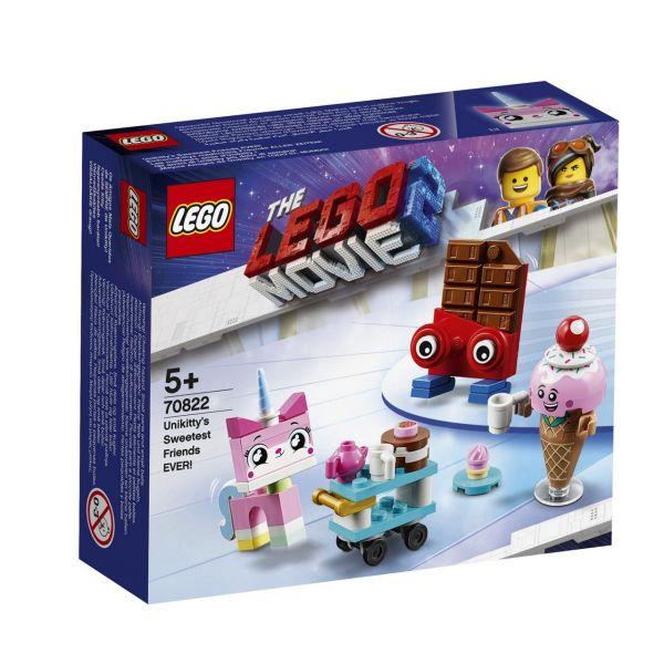 LEGO 70822 - The Lego Movie 2 - Einhorn Kittys niedlichste Freunde aller Zeiten