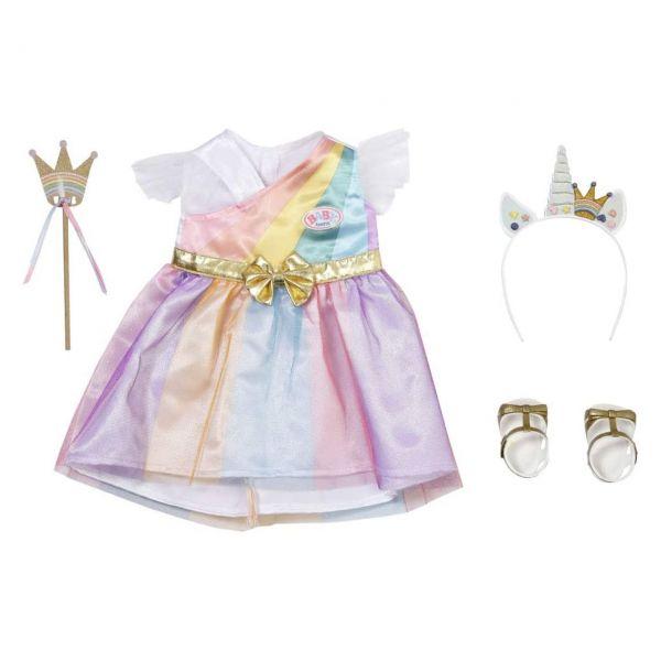 ZAPF 830338 - BABY born® - Fantasy Deluxe Prinzessin, 43cm