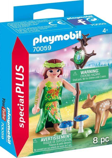 PLAYMOBIL 70059 - Special Plus - Elfe mit Reh