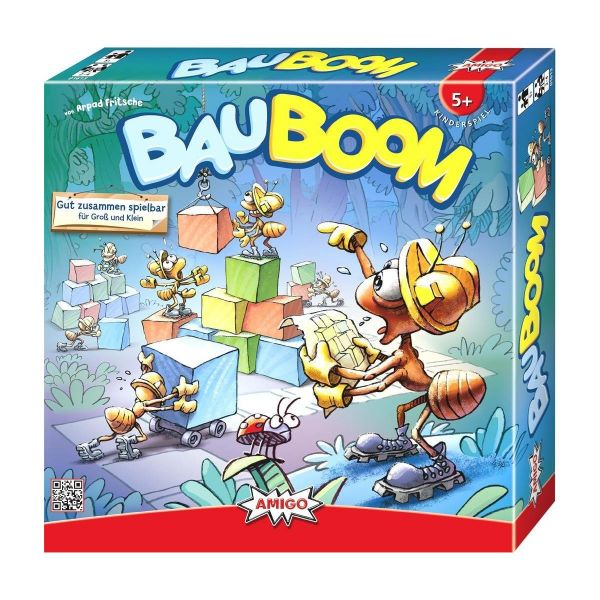 AMIGO 01613 - Kinderspiele - Bauboom