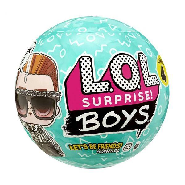 MGA 572695E7C - L.O.L. Surprise - Boys, Serie 4