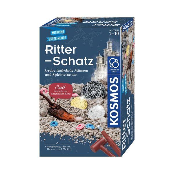 KOSMOS 657994 - Mitbringexperiment - Ritter-Schatz