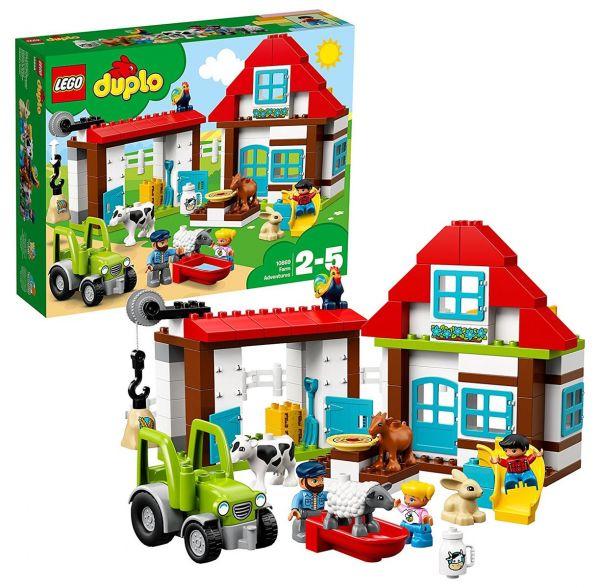 LEGO 10869 - Duplo - Ausflug auf den Bauernhof