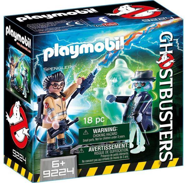 PLAYMOBIL 9224 - Ghostbusters™ - Spengler und Geist
